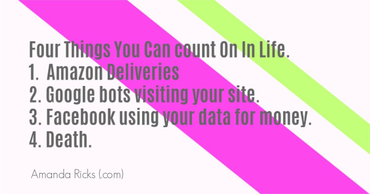 amandaricks.com/four-things-count-on-digital-life/