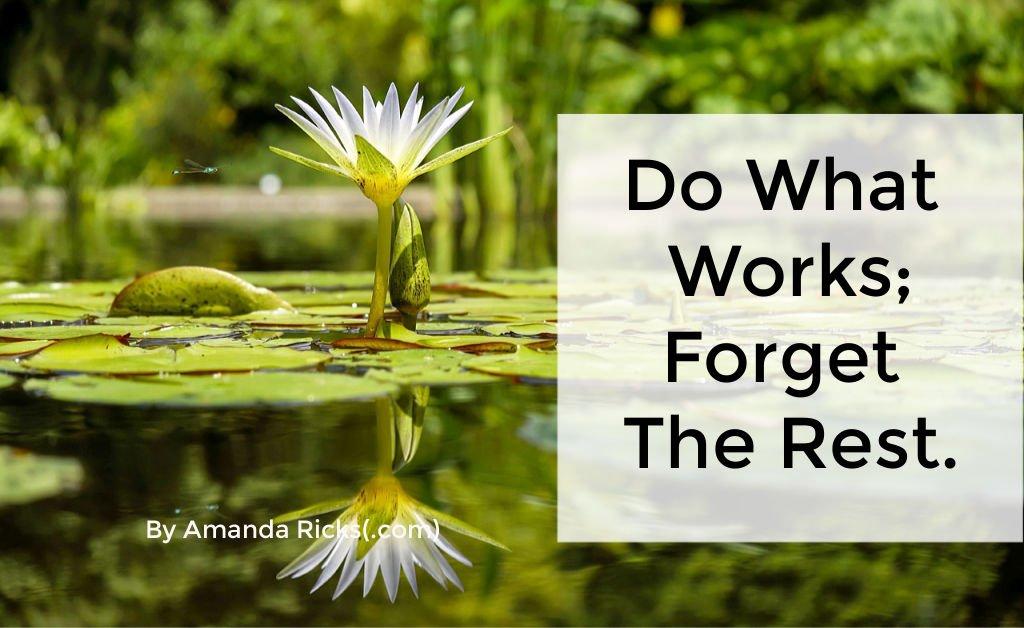 amandaricks.com/do-what-works-forget-the-rest/