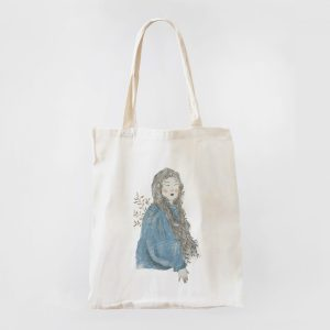 Totebag Into the Blue