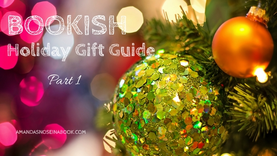 Bookish Holiday Gift Guide