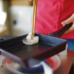 Kitchen Prep Table Moen White Faucet 【曼达小馆】居酒屋系列:厚蛋烧与浊酒 - 曼食慢语