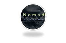 expat writer Amanda Walkins in The Nomad Economy