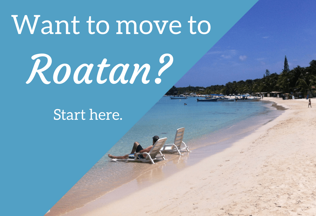 Move to Roatan