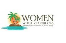 expat writer Amanda Walkins on Women Who Live on Rocks