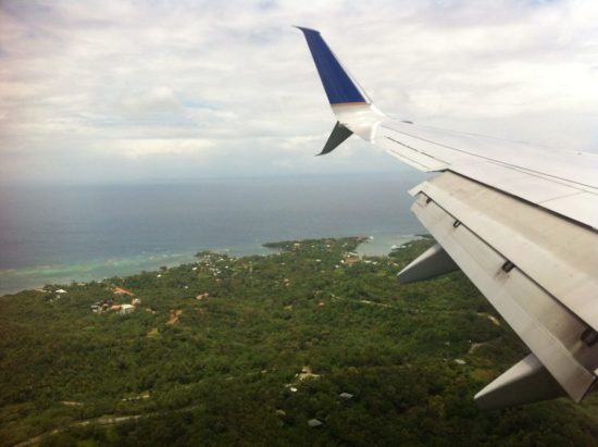 Roatan airport information