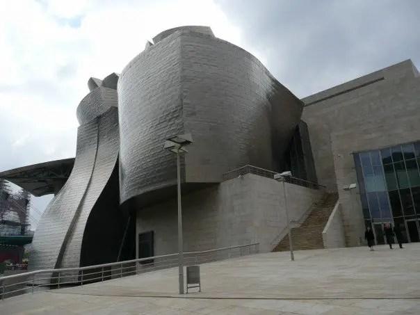 Frank Gehry Bilbao