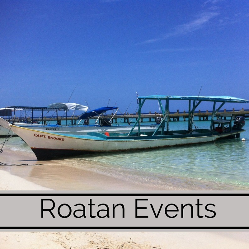 Roatan events