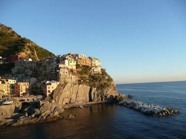 travel to Cinque Terre