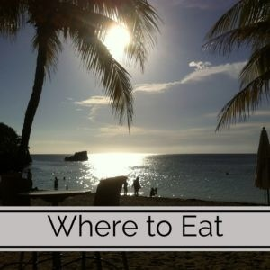 best restaurants Roatan