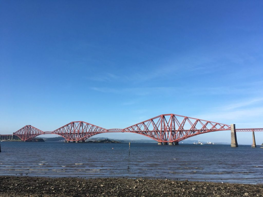 expat perspective on life in Edinburgh
