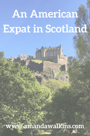 Advice for an American moving to Scotland