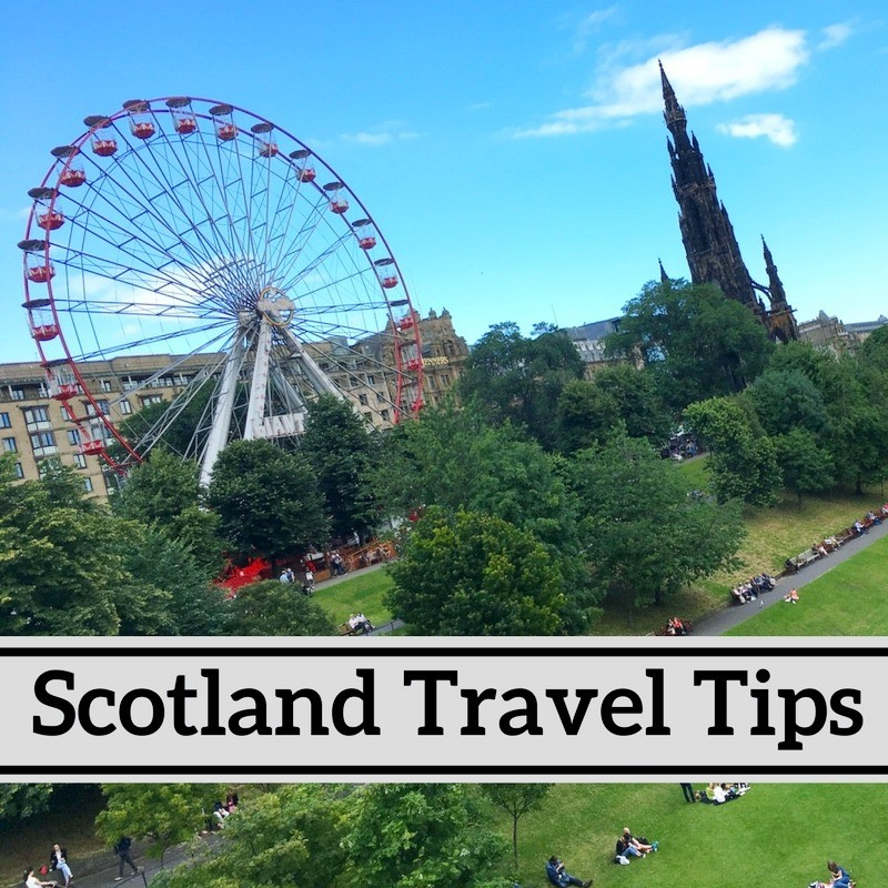 Tips for traveling around Scotland from an Edinburgh expat