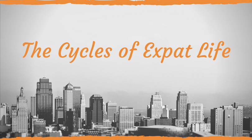 ups and downs of expat life