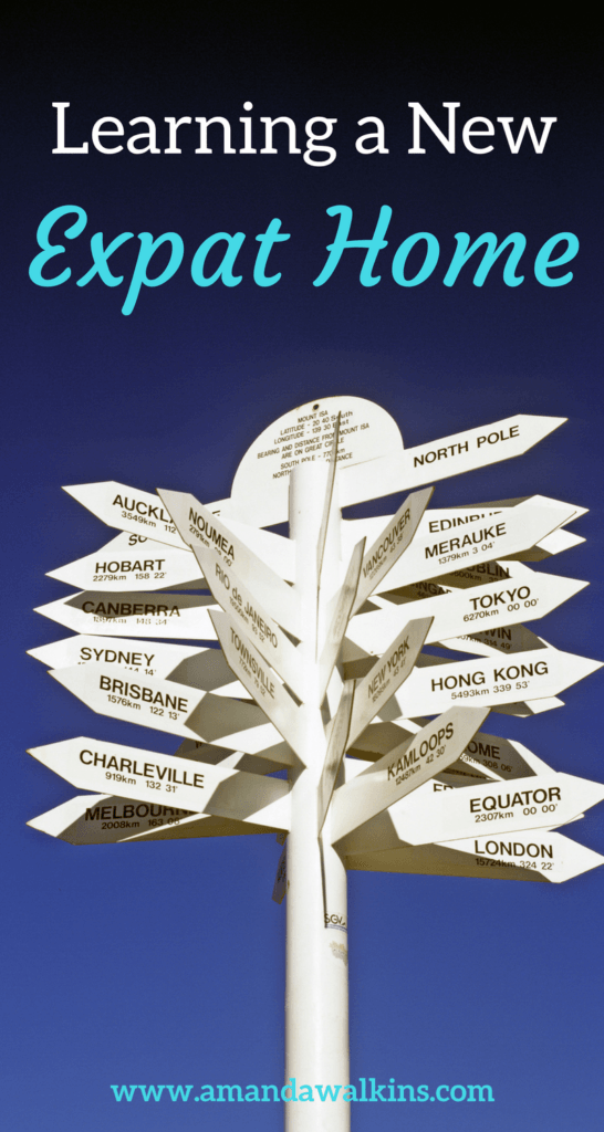 Learning a new expat home comes with plenty of challenges -- and fun moments!