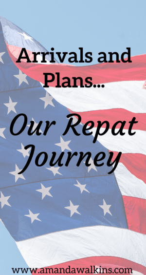 We arrived back in the USA...now what? Find out our plans for this repat journey in Boston.
