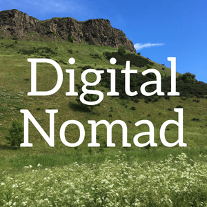Freelance and digital nomad life is full time travel