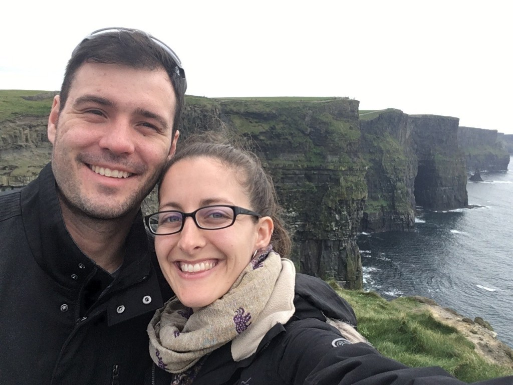 Cliffs of Moher Amanda Walkins Jonathan Clarkin