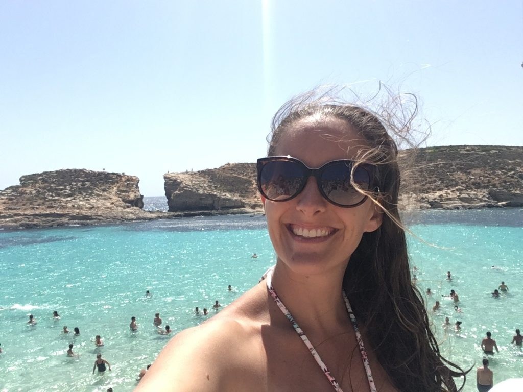 Amanda Walkins expat in Malta