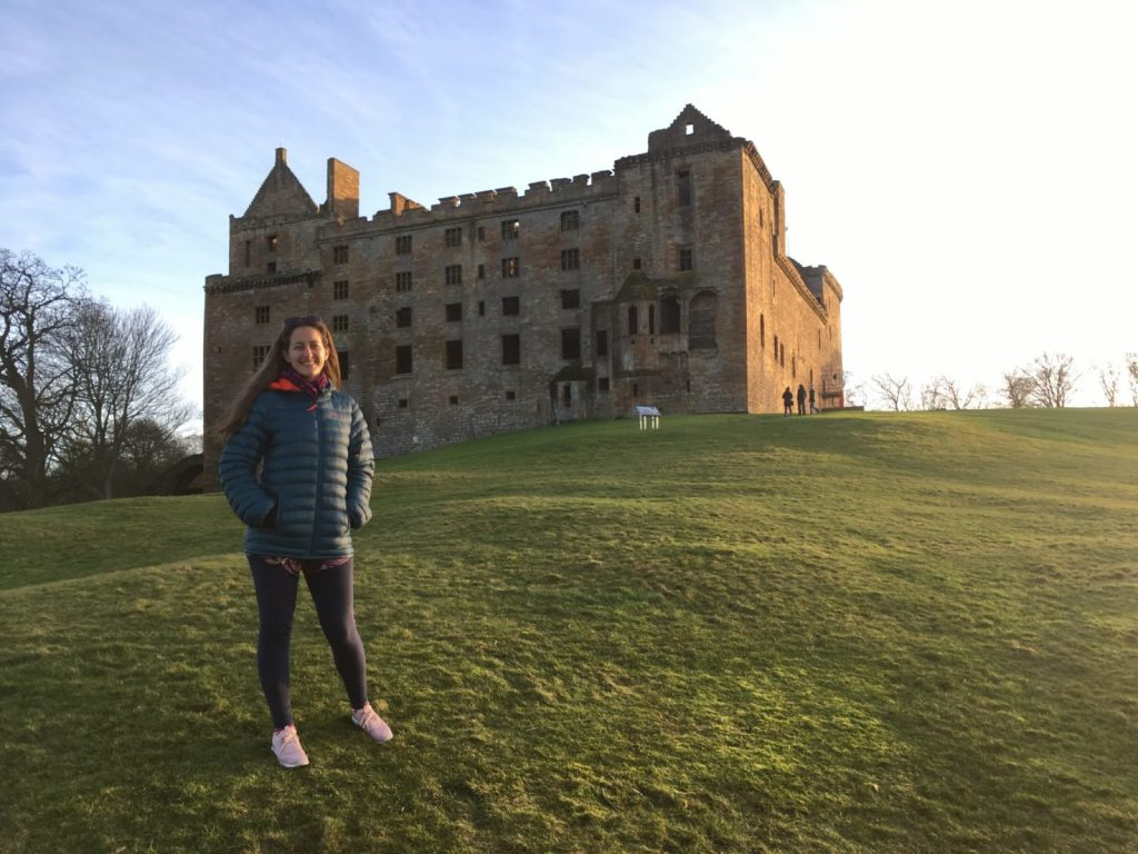 Moving to a new country - Amanda Walkins in Scotland