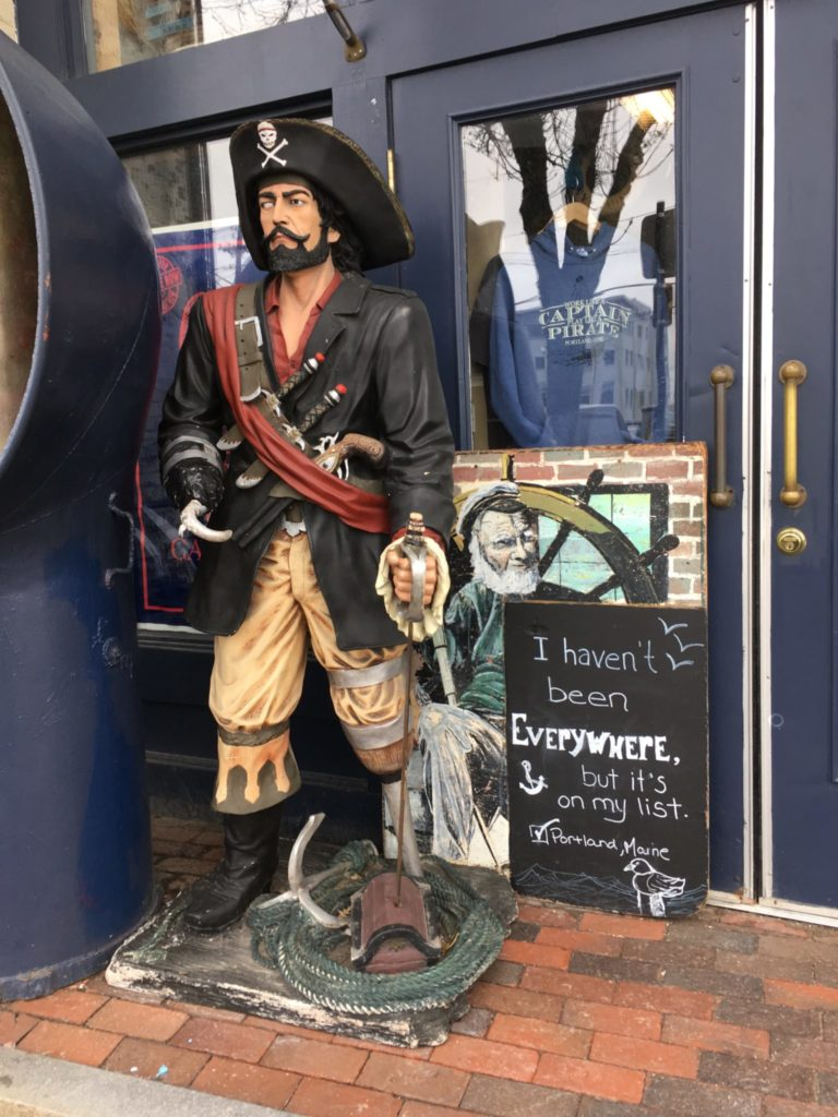 Visit Portland Maine for a weekend trip