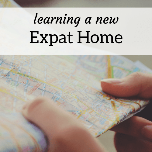 square header image for an article about adjusting to a new home as an expat