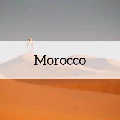 Morocco travel story Amanda Walkins