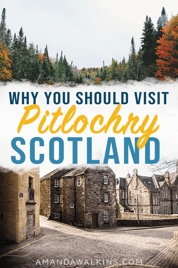 There are so many fun things to do near Pitlochry Scotland. Add this town to your Scotland trip itinerary.