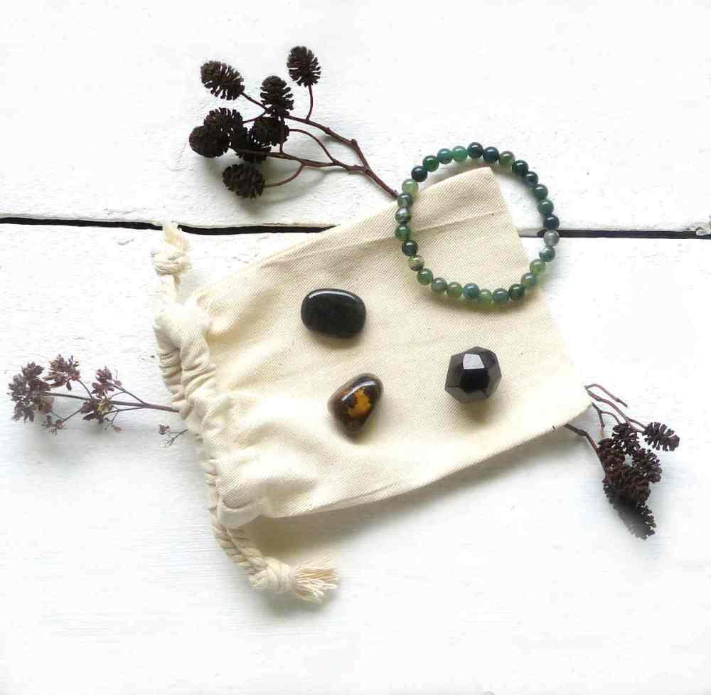 Pochette Racine version bracelet