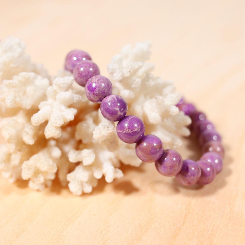 Bracelet en phosphosidérite