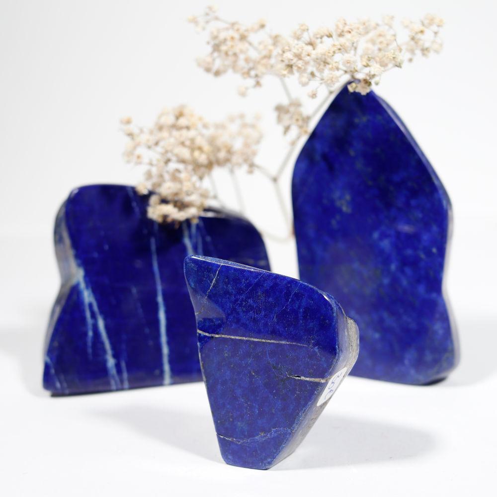 Sélection de lapis-lazuli
