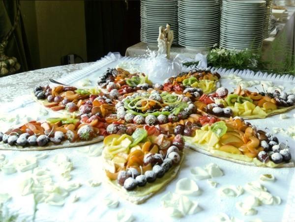 Foto Torte nuziali colore Giallo