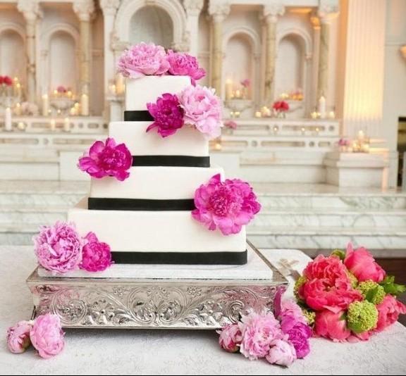 Foto Torte nuziali Matrimonio