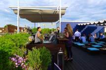 Bar With Panoramic View In Berlin Mitte Amano Rooftop