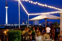 Panorama Event Location In Berlin Mitte Amano Rooftop Bar