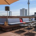 Stylisch Rooftop Bar In Berlin Mitte Hotel Zoe