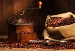 Molienda del café
