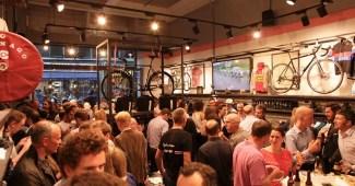 ¿Qué son los cafés de bicicletas?