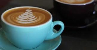 Flat White café a la australiana