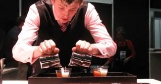 cafe concurso feria barista