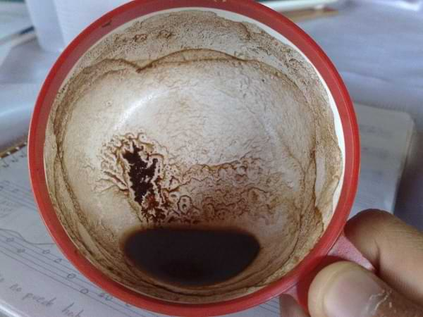 Cafeomancia - Lectura del café