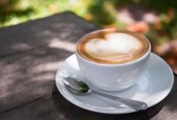 Caffè Macchiato Cortado en taza