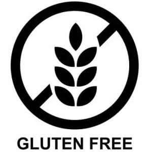Gluten free - Sin gluten
