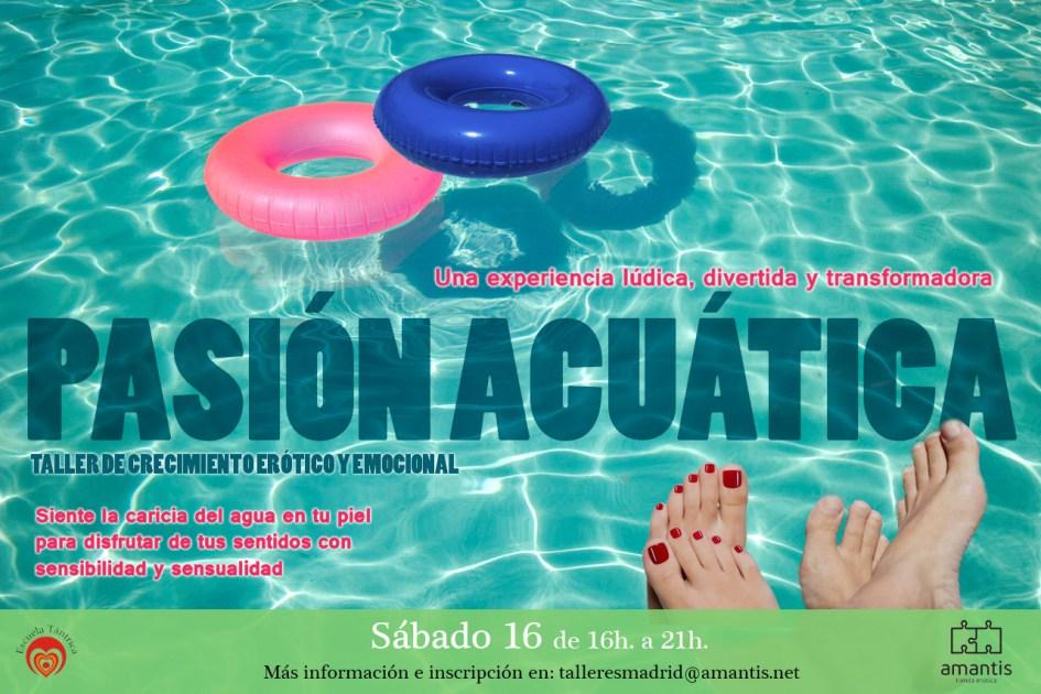 Taller pasion acuatica