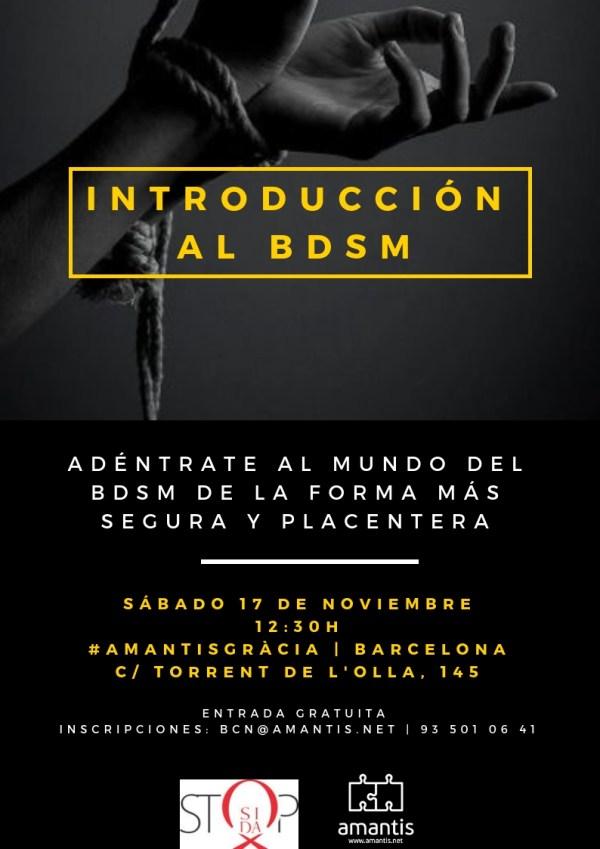 bdsm, bondage, shibari, barcelona