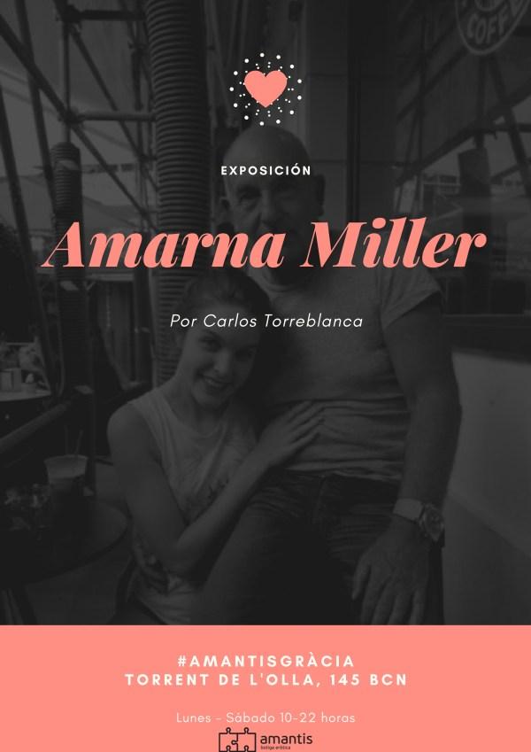 Amarna MIller por Carlos Torreblanca