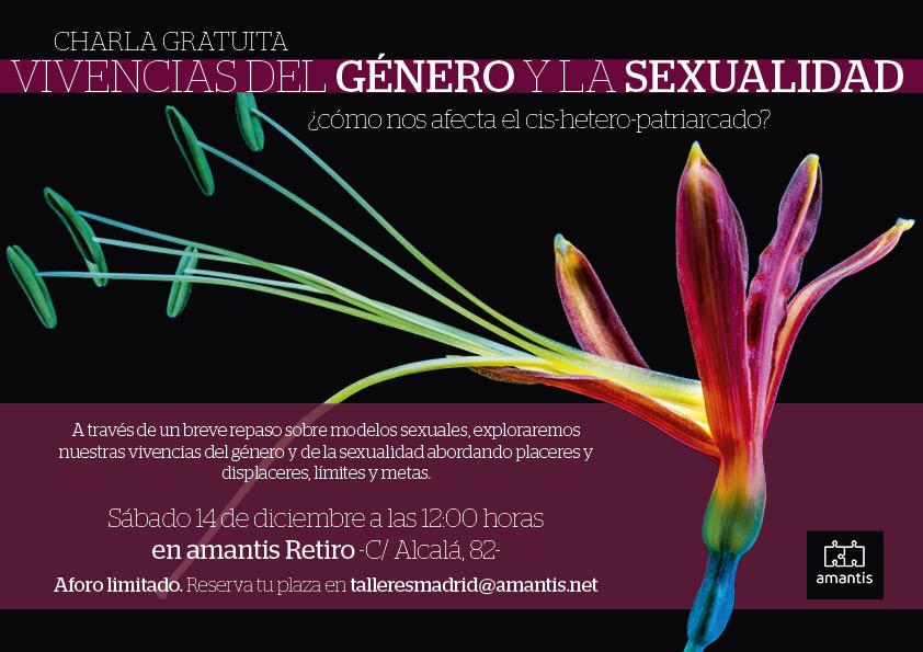 Vivencias Genero y Sexualidad