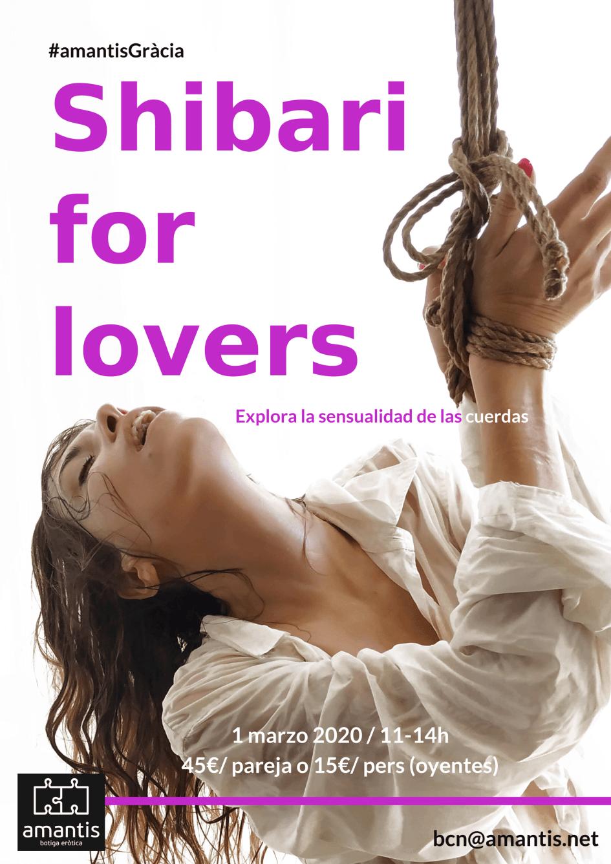 técnicas de shibari