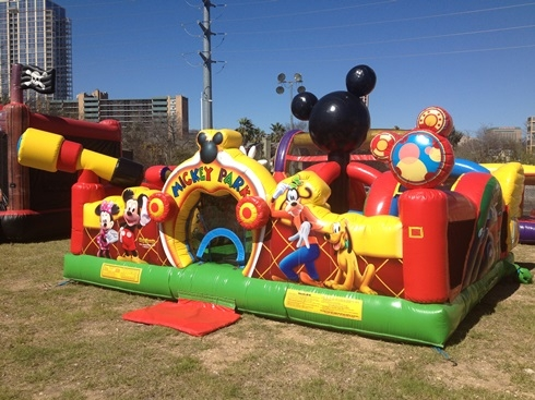 MICKEY PARK LEARNING CLUB TODDLER COMBO RENTALS  Austin