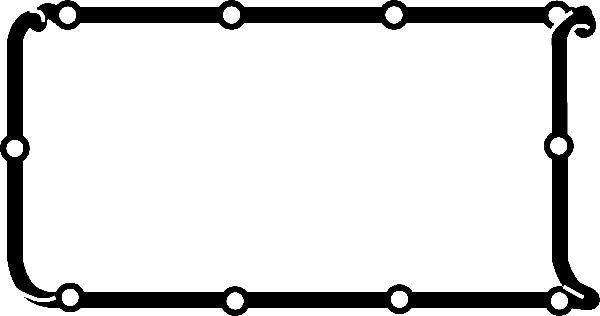 Joint de cache culbuteurs CITROËN BX 1.9 158CV [1987-1988