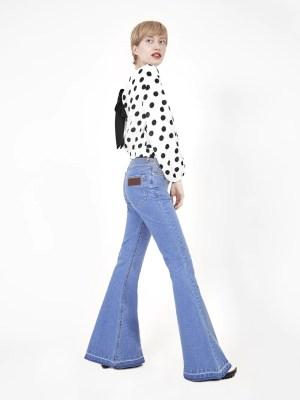 jeans flare Amapô